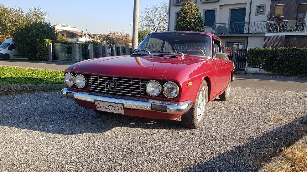 1970年 ランチア フラヴィア 2000  クーペ