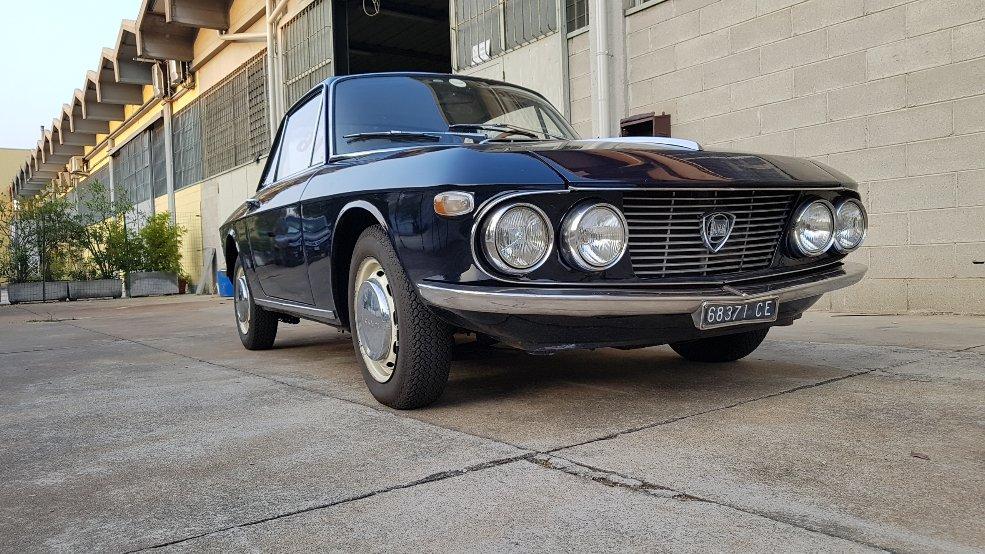 1966年 ランチア フルヴィア シリーズ1