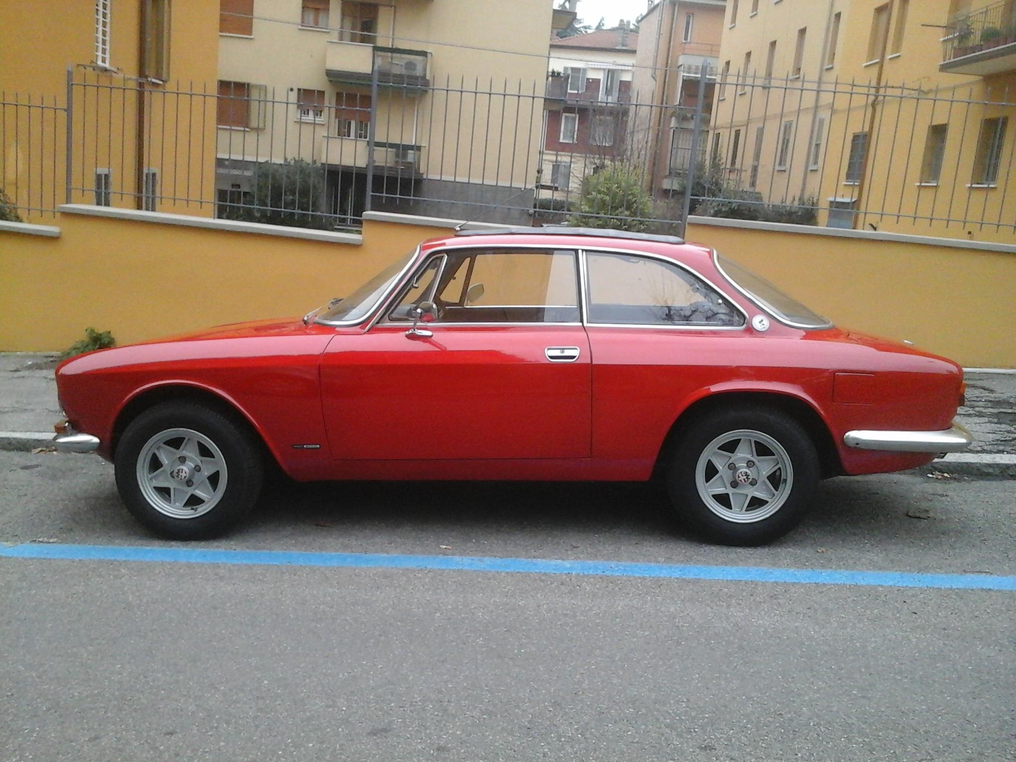 19639年 アルファ ロメオ 1750 GTV